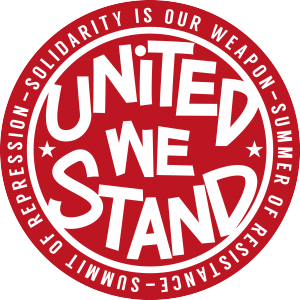 United we stand!